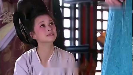 梦回唐朝:皇上不得已要杀死皇后,皇后的几句遗言,皇上哭的不停