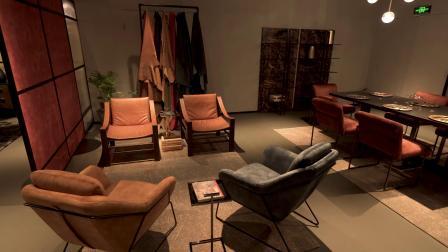 Delvis Show Room - WeChat Guy - Light