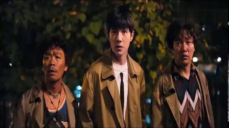 唐人街:三个侦探晚上溜达竟撞见凶手杀人,就是一顿猛追