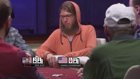 德州扑克:WPT历届巡回赛精彩手牌09