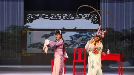 越剧折子戏《小宴》表演者:郑晓琴,曾真 摄像 平哥