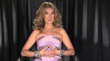 【CelineCN】独家 Celine Dion sends SING an Anniversary message 2009