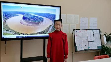 王伟祺+语言+小学甲组+886+《黄河的水》