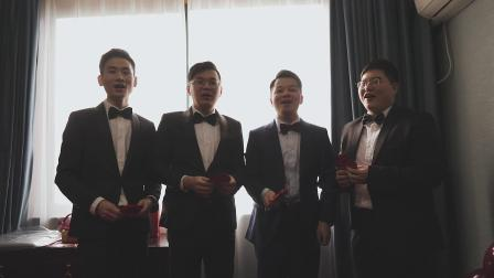 2020.12.12 婚礼快剪——大恒影视出品