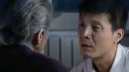 痴呆老人一天不说话,傍晚突然清醒,竟让儿子把她送走