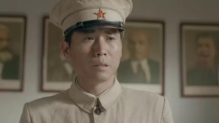 金水桥边:孙光大又想打退堂鼓,看不见敌人很无助,想回前线打仗
