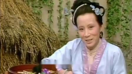 87版红楼梦:黛玉性格真活泼,开起玩笑来,大家都笑不停