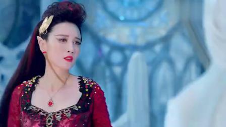 幻城:艳炟对樱空释痴情一片,谁想樱空释冷血无情,将她打晕在地