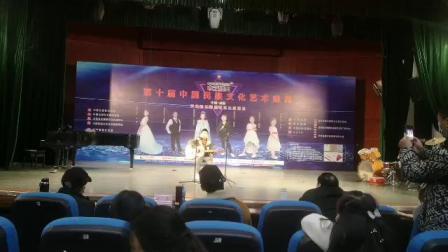 2020第十届中华民族文化艺术盛典曼音朗域吉他陈文杰《丁香花》