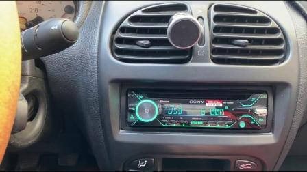 标致206玩转流行的GLADEN车载汽车音响
