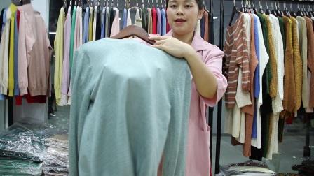 新款女装精品女装批发服装批发女装货源时尚女士新款初秋装毛衣打底衫20件起批