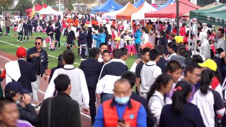 云南师大附属润城学校初二年级男子800米