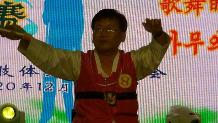 2020.12.18延边残疾人协会举办歌手比赛ce