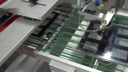 覆膜机_贴膜机_全自动覆膜机_玻璃板|电热膜|触摸屏|铝板覆膜机-SANT