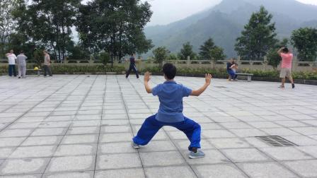 尹老师56式(苹果拍摄)
