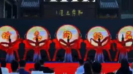 龙鼓 晚会年会 led 人屏互动 演出视频