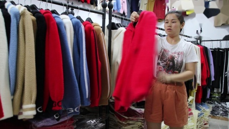 新款女装精品女装批发服装批发女装货源时尚女士新款秋冬短款水貂绒外套20件起批
