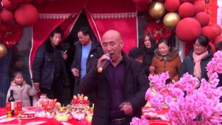 李政 张孟君 喜结良缘 新婚庆典