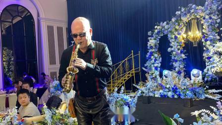 《 婚礼庆典 》(圣拉维高端婚礼会馆)光头阿中(2020.12.19)(图片)