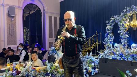 《 婚礼庆典 》(圣拉维高端婚礼会馆)光头阿中(2020.12.19)