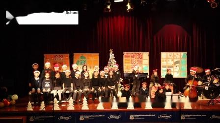 Britannica Winter Concert 2020 - 4A and B