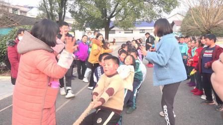 毛坝学校2020年冬季运动会