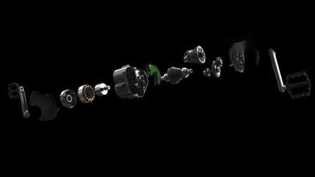 法雷奥智能电动自行车系统构成
