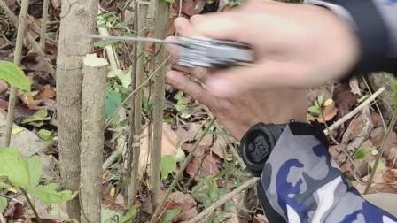 汉道战术钳锯树枝