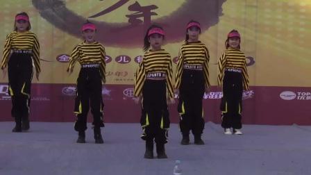 黄石欧优舞蹈首届【精舞少年】全国少儿街舞大赛欧优舞蹈 挫冰进行曲
