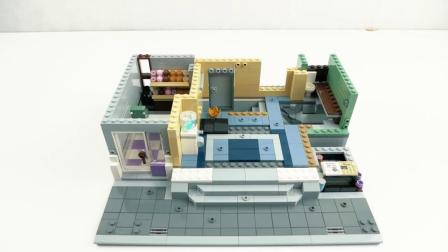 LEGO乐高创意街景10278警察局