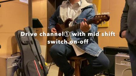【正和音乐旗下品牌RockRanger】王旭阳老师与RockRanger Super100的完美邂逅