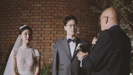MRLOOK STUDIO 北京红砖美术馆婚礼集锦