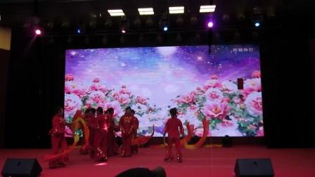 北镇市秧歌舞蹈协会《新年汇演》晚霞舞蹈队《制作-东明》2020.12.23