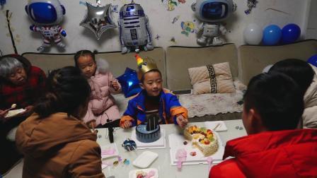 我家涵涵10岁,生日快乐