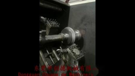 430海癣烤盘旋压机.MP4