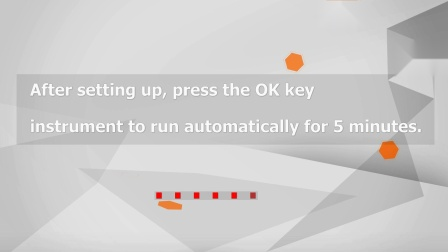 K9840 operation steps