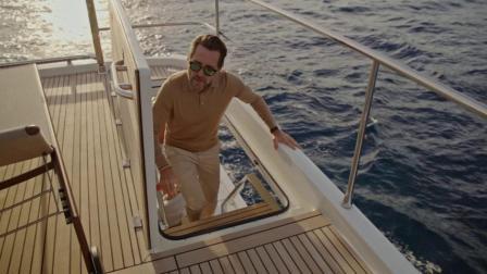 全新发布!沛海驰 X70游艇电影感大片