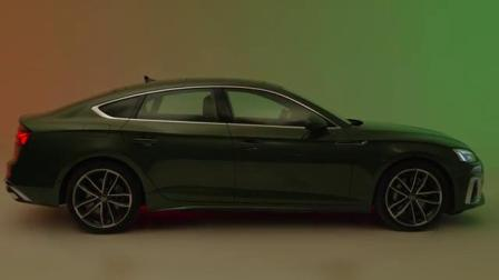 《四万说车》之新奥迪A5——优雅至极见和谐 中