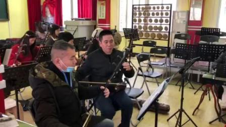 琯头中心小学教工十番乐队①