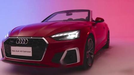 《四万说车》之新奥迪A5——优雅至极见和谐 下