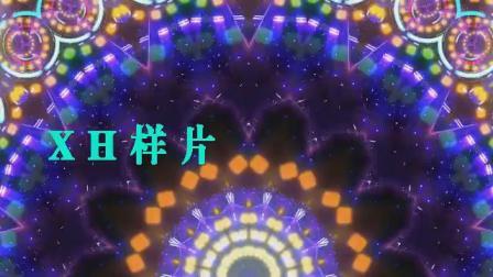 B919醒不来的梦动感灯光拱门图腾流行舞蹈配乐成品led大屏幕舞台背景视频素材