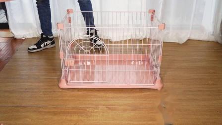 宠物笼子安装视频