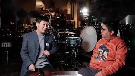 津宝乐器总经理 刘运斌先生 专访 第二期-鼓左言右节目组出品