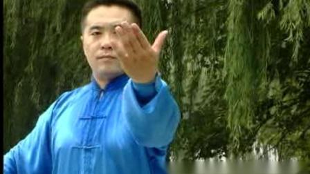 杨氏太极拳竞赛套路教学