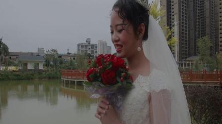 黄永恒 李愈婚礼录像上