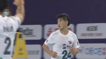 2020中国男子手球超级联赛24日集锦