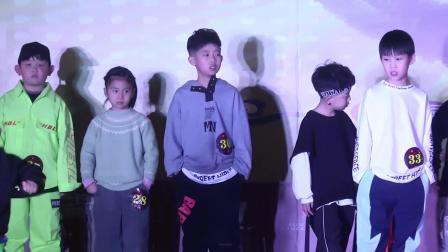黄石欧优舞蹈首届【精舞少年】全国少儿街舞大赛 精舞少年Hip-hop个人海选