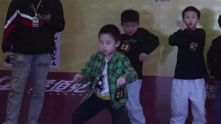 黄石欧优舞蹈首届【精舞少年】全国少儿街舞大赛 精舞少年POPPING个人海选
