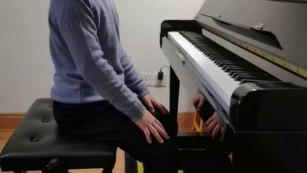 姜凯文+键盘钢琴+小学甲组+775+塔兰台拉