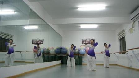 汉唐古典舞组合2
